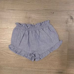 Janie and Jack Baby Girl Shorts